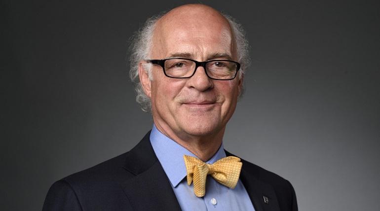 Wirtschaftsingenieur Klaus Endress