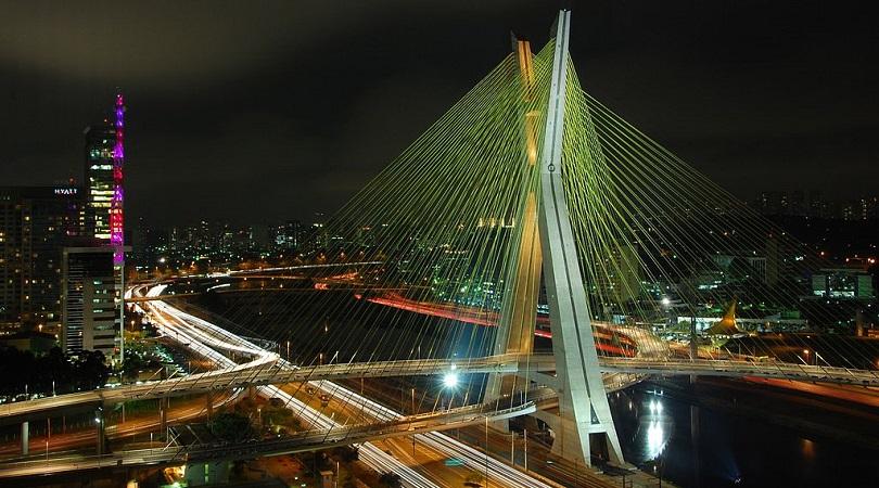 Brücke in Brasilien