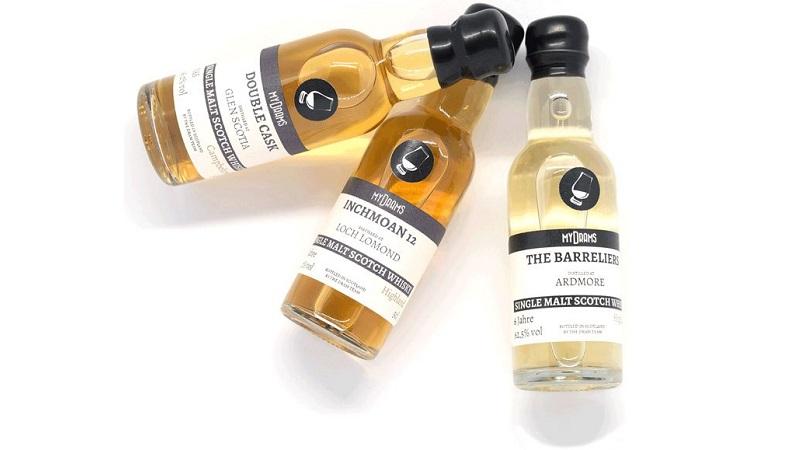Whiskys von myDrams
