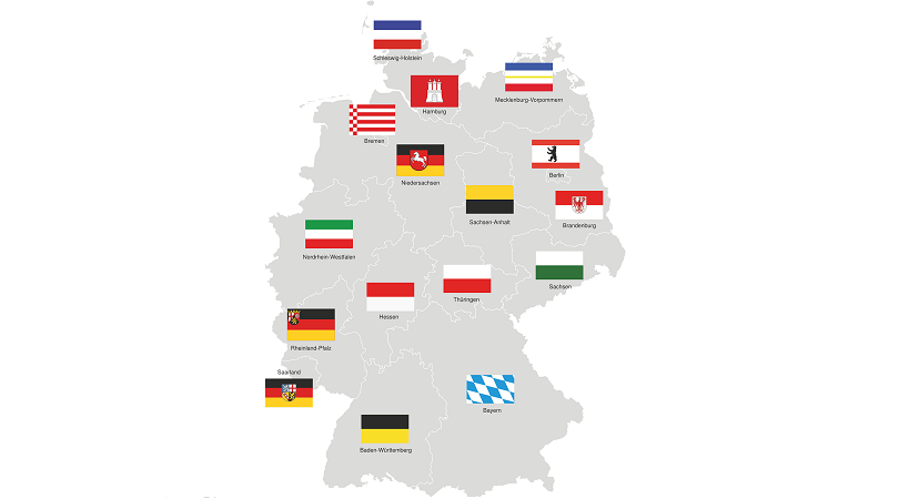 Start-up-Initiativen der Bundesländer