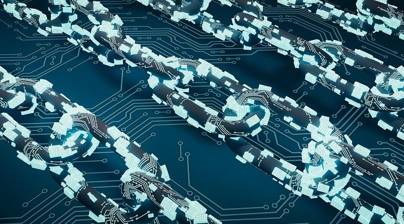 Blockchain auf Wachstumskurs