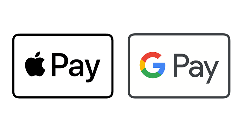 Apple Pay & Google Pay