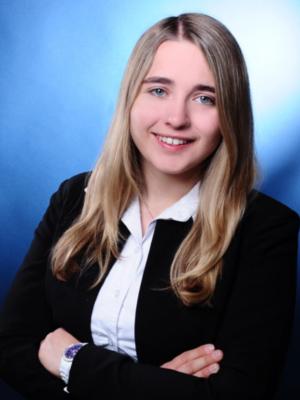 Sarah Lamparter, Koordination des VWI Podcast