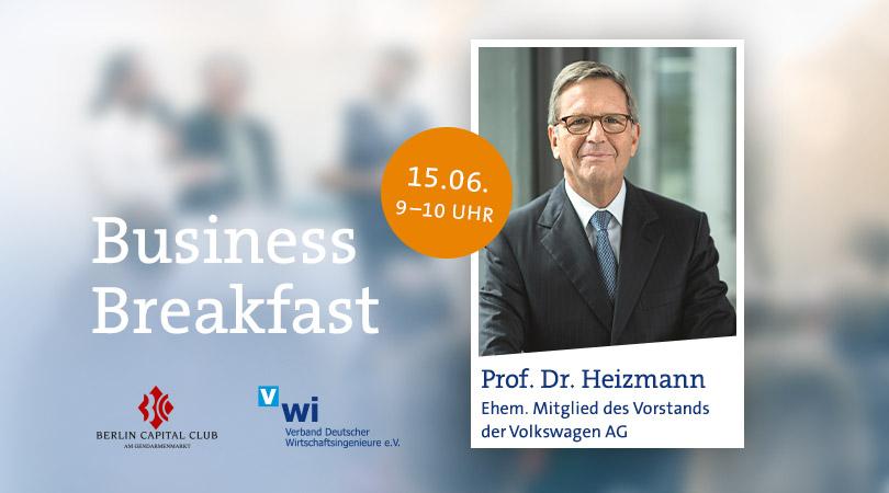 Business Talk Heizmann